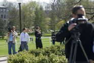 Media on the Drillfield
